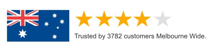 Trusted by Trustpilot.com.au
